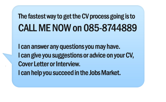 CV Writing Service in Kildare – Typing and Secretarial Service in ...